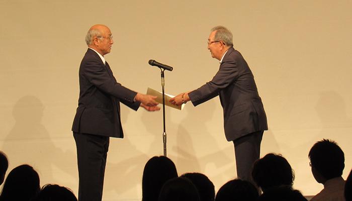 クリオネ創立20周年祝賀会